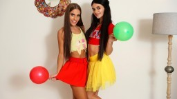 Girls Get Wild - S18:E9 - Evelin,Kate Rich - Nubiles Network Hd Video