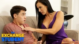 The Exchange Student Unexpected Encounter - S2:E5 - Reagan Foxx - Nubiles Network Hd Video