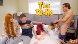 That 70s Ho The Fourth Wheel - S3:E2 - Emily Willis,Lauren Phillips - Nubiles Network Hd Video