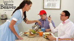Leave It To Moms Beaver The Milk Man - S1:E2 - Sofie Marie - Nubiles Network Hd Video