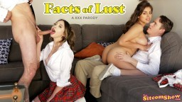 Facts Of Lust More The Merrier - S2:E9 - Ella Knox,Quinn Wilde - Nubiles Network Hd Video